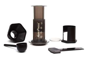 Aerobie AeroPress A80 Coffee Maker - Black £20.44 @ Amazon