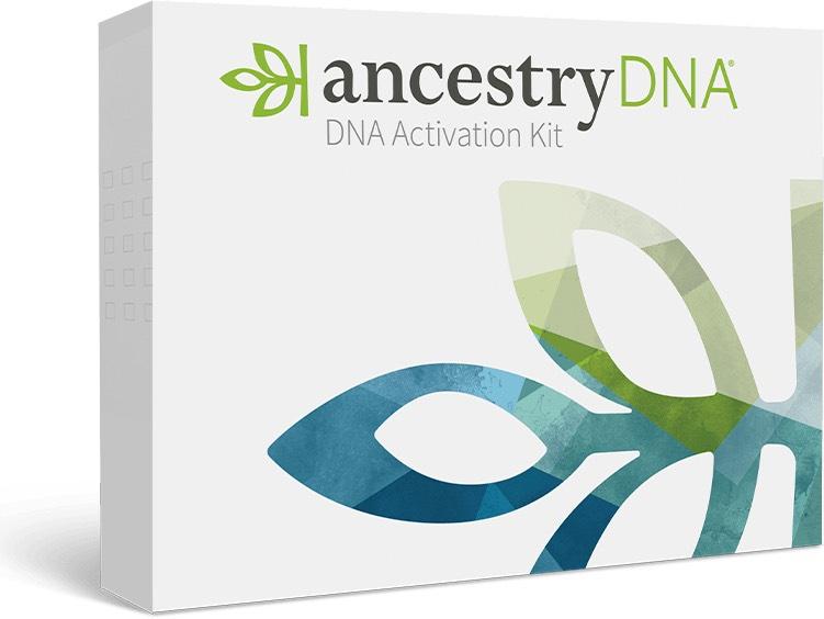 Ancestry DNA KIT £49