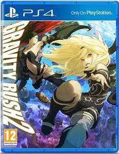 Gravity Rush 2 (PS4) - £11.95 delivered @ The Game Collection