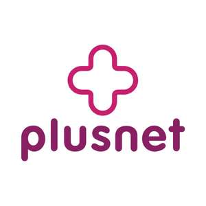 Plusnet 20GB data on 1 month rolling contract £15
