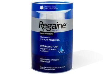 Regaine For Men Hair Regrowth Foam, 3 x 73 ml £26.09 @ Amazon