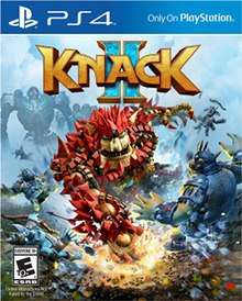 Knack 2 PS4 - £7.95 @ The Game Collection
