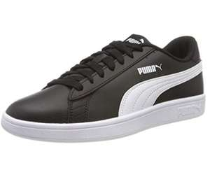 PUMA Unisex Adults Smash V2 Leather Low-Top Sneakers £18.80 Prime / £23.29 Non Prime at Amazon