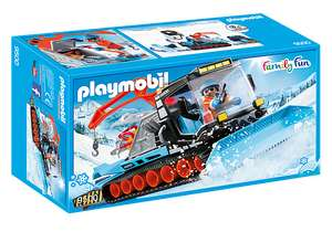 Playmobil Toy Snow Plow £12.99 + £3.50 delivery at Playmobil Shop