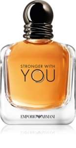 Emporio Armani Stronger With You Eau De Toilette For Men 100ml £47.90 Delivered @ Notino