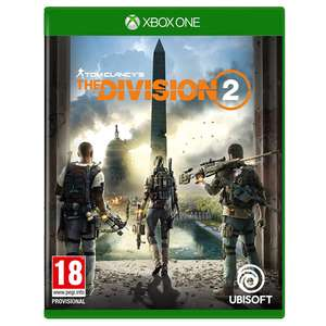 TOM CLANCY'S THE DIVISION 2 Limited Edition (XBOX ONE) £8.99 delivered @ Monster-Shop