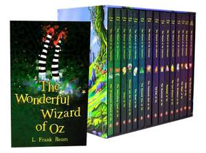 The Wizard of Oz 15 Books Boxed Set Paperback £10.50+Black Friday Deals (Free Delivery across site) using Code @ Books2Door