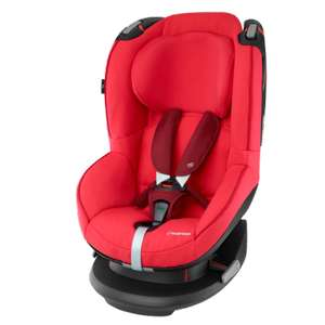 Maxi-Cosi Tobi - Car seat Vivid Red 9 months to 4 years £109 at Maxi-Cosi Outlet
