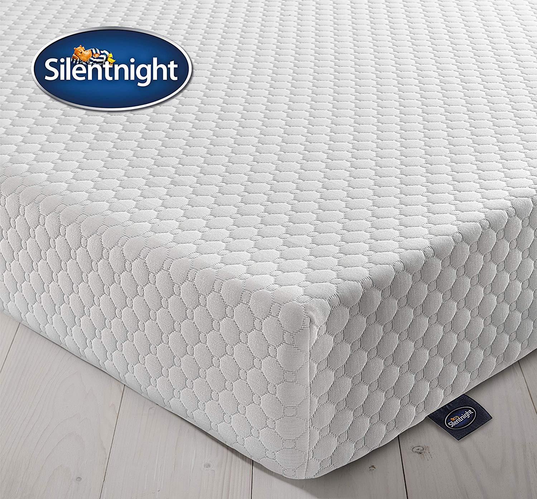40% off Silentnight memory foam mattresses - Silentnight 7 Zone Memory Foam Rolled Mattress £137.49 at Amazon