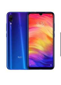 Xiaomi Redmi Note 7 Dual SIM 128GB 4GB RAM Blue £144 @ Sold by ONLY BRANDED on Amazon