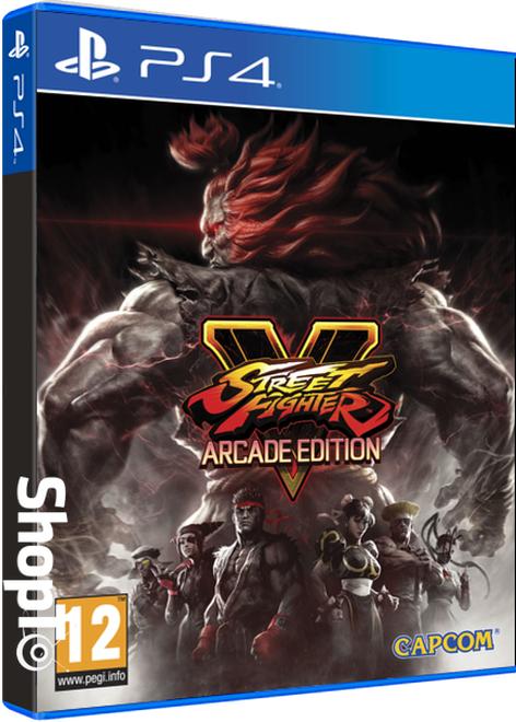 Street fighter v arcade edition £14.85 Shopto