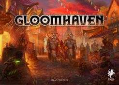 Gloomhaven - Board Game - £71.56 delivered - chaoscards.co.uk
