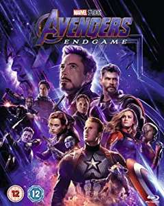 Amazon Video - Avengers Endgame HD rental £1.99 (Prime members only)