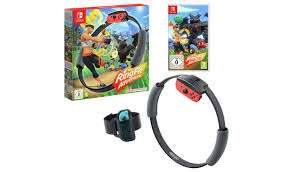 Ring Fit Adventure for Switch - £54.99 @ Amazon