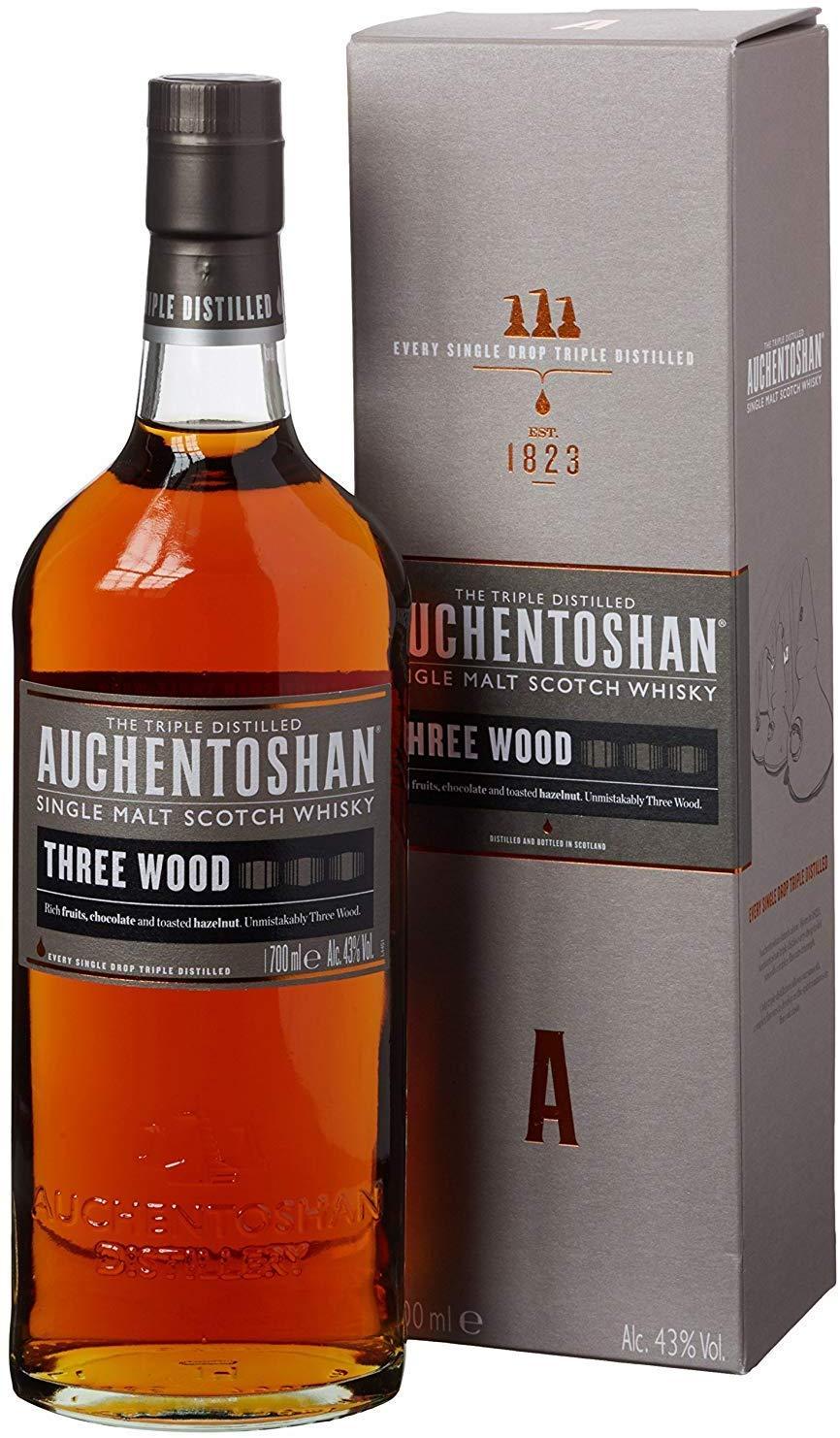 Save upto 41% on this award winning Auchentoshan Single Malt Whisky - £27.50 @ Amazon