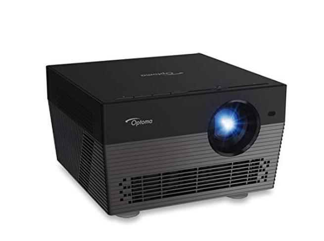 4k Optoma UHL55 Projector - Black Amazon Alexa and Google Home Voice Control £920