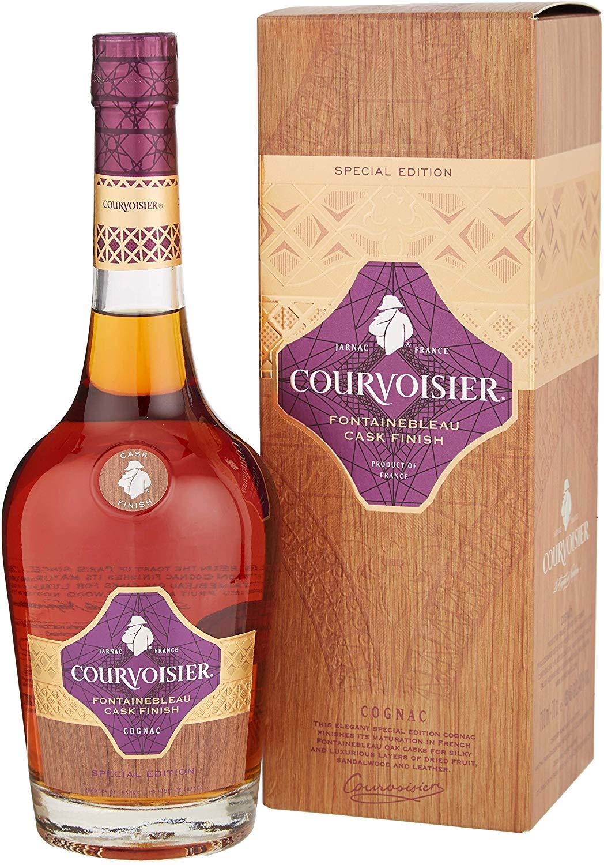 Courvoisier Fontainebleau Cask Finish Special Edition Cognac, 70 cl - £27.99 @ Amazon