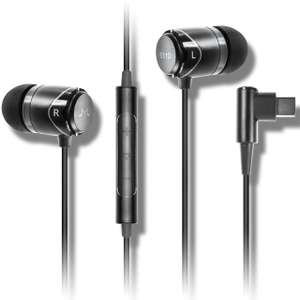 SoundMAGIC E11D In Ear Isolating USB-C Earphones with DAC £34.50 with free UK shipping at Sound Magic Headphones