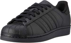 adidas Mens Superstar Foundation Trainers (Size 8 & 9.5 Only) £33.74 Delivered @ Amazon