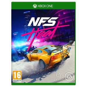 Xbox one Need for Speed Heat - £37.99 at Smyths Toys