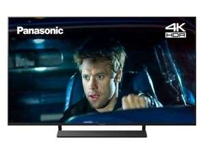 Panasonic TX-50GX800B 50 Inch SMART 4K Ultra HD. Refurb 1 year guarantee (4.5% TCB, 6x Nectar) £449 @ Panasonic outlet ebay