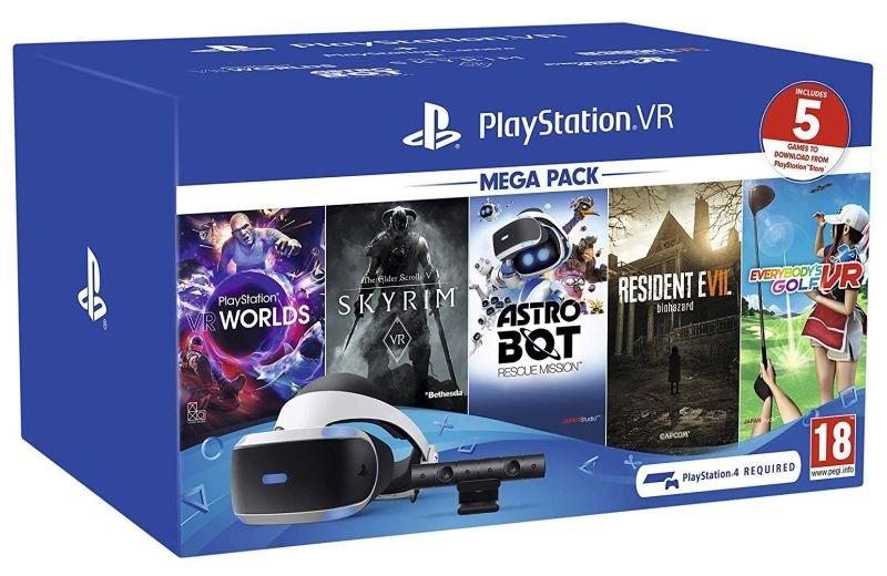 PlayStation VR Mega Pack @ Ebuyer - £213.46 Delivered @ Ebuyer