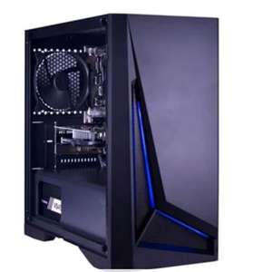 Gaming PC with NVIDIA GeForce GTX 1650 and Intel Core i3 9100F £549.98 at Scan