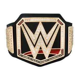 WWE Toy Titles £13.50 + £4.25 delivery @ WWE Euroshop