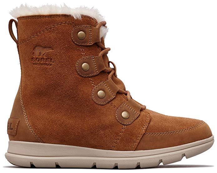 Sorel Women's Explorer Joan Boots - £37.03 @ Amazon