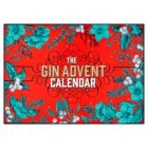 Gin Advent Calendar Premium Selection Pack (24 bottles) now £50 at Sainsbury's on-line & in-store