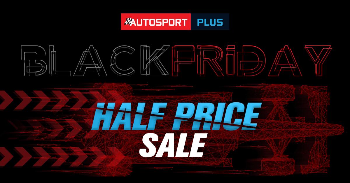 Save 50% Autosport Plus Magazine (£19.98)