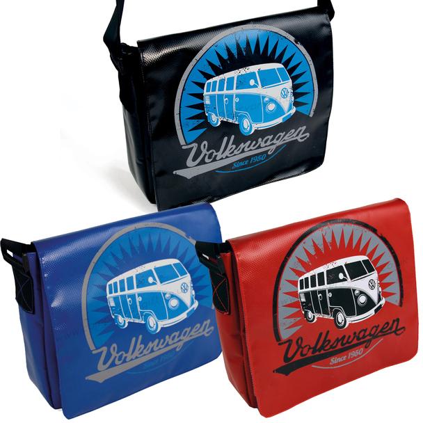 Campervan gifts VW shoulder bag was £39.95 now £14.95 - Black Friday sale