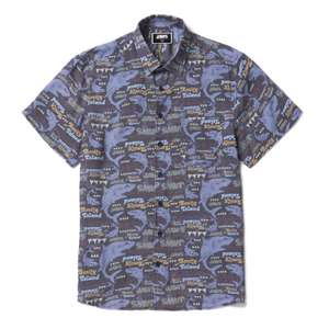 JAWS Shirt £19.98 delivered with code @ Zavvi