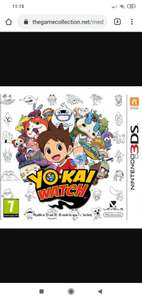 Yo Kai Watch (3DS) £5.85 @ The Game Collection
