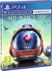 No man's Sky:Beyond VR Compatible (PS4) at Simply Games for £12.85 delivered