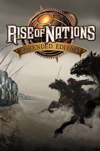 For all the old strategy game lovers - Rise of Nations: Extended Edition (Windows 10) only £3.74 @ Microsoft Store