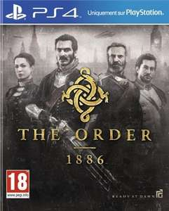 The Order: 1886 (PS4) for £7.95 delivered @ The Game Collection