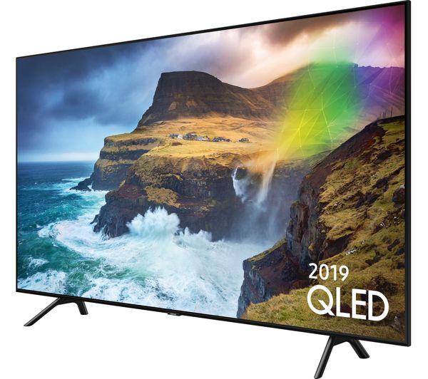 """SAMSUNG QE49Q70RATXXU 49"""" Smart 4K Ultra HD HDR QLED TV £749 @ Currys"""