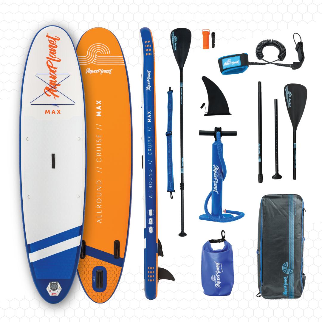 AQUAPLANET Max Paddleboard £224.99 @ Amazon