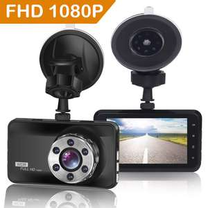 ORSKEY Dash Cam 1080P Full HD Video Recorder £22.99 Sold by ORSKEY core and Fulfilled by Amazon
