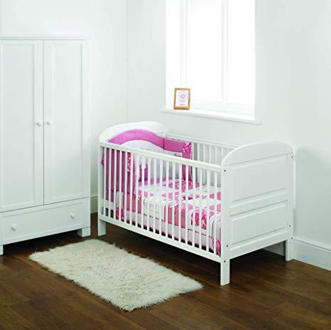 East Coast Angelina Cot Bed (White) £149.99 at Amazon