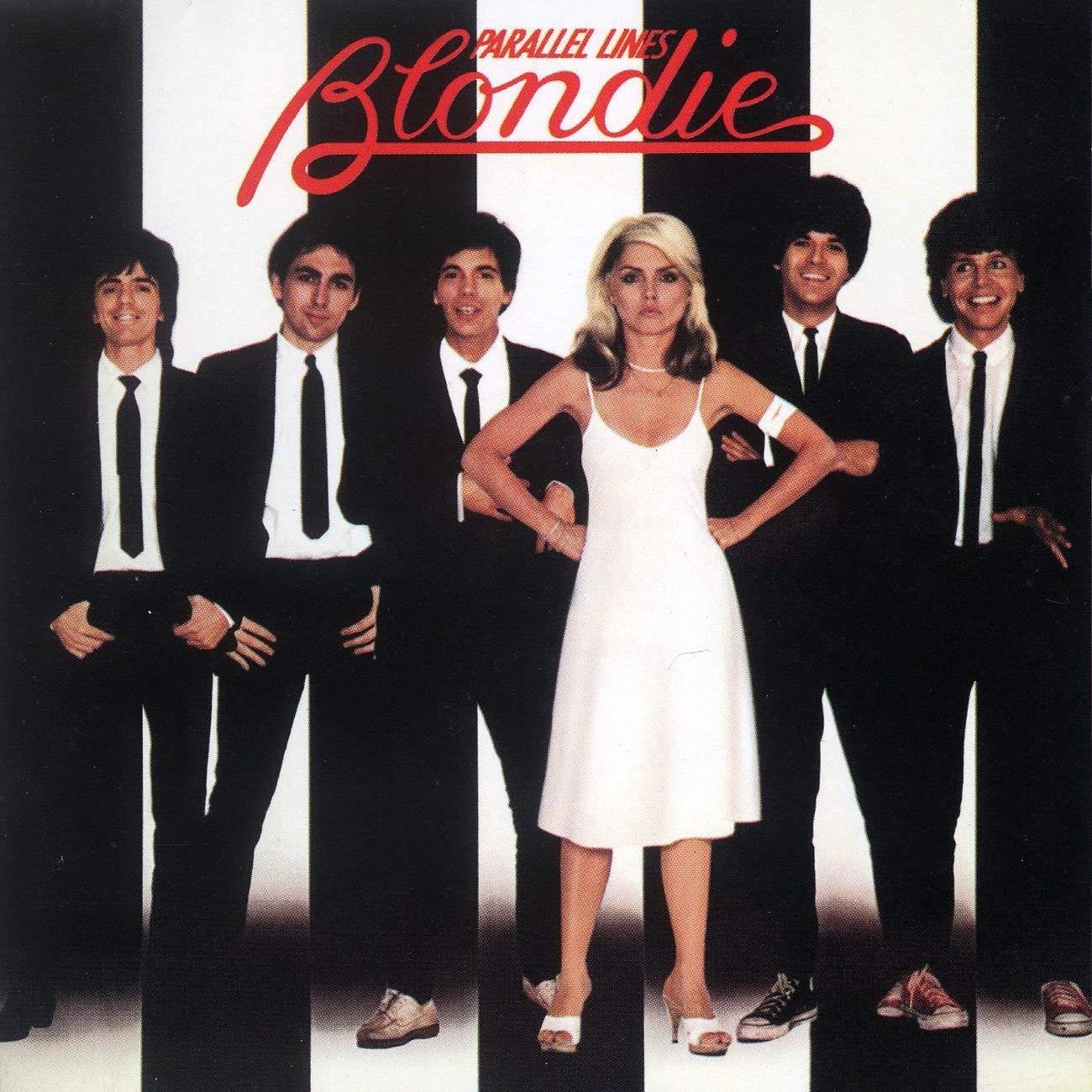 Blondie - Parallel Lines Limited Ed LP [Vinyl] £9.99 (+£2.99 Non Prime) @ Amazon