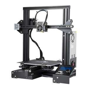 CREALITY 3D Printer Ender-3X £120.61 delivered with code (11$ exclusive site wide code) from EU @ AliExpress / CREALITY 3D Official Store
