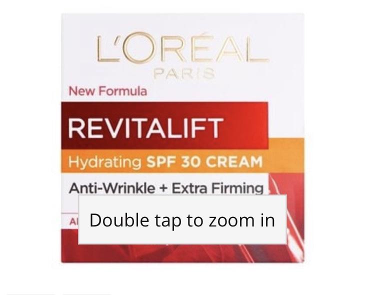 L'Oreal Paris Revitalift Pro Retinol Day Cream SPF 30, 50 ml £5.10 @ Amazon (+£4.49 non-prime)