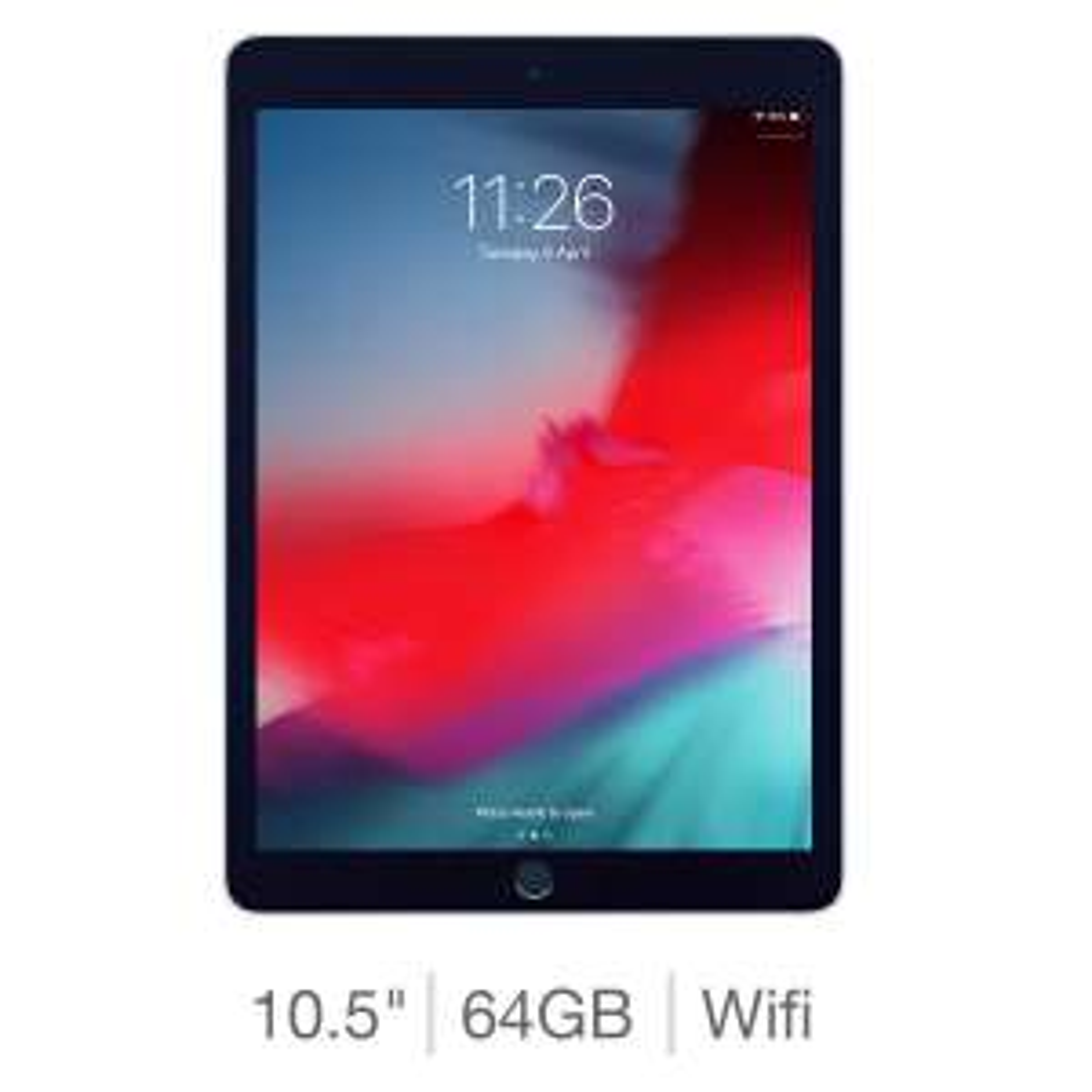 Apple iPad Air 2019, 10.5 Inch, 64GB Wifi £434.99 @ Costco
