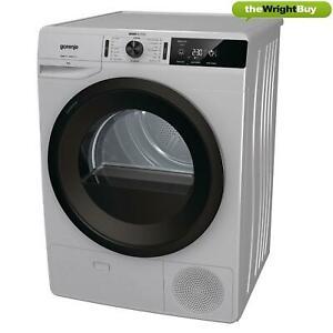 Gorenje DE82ILA/G Heat Pump Tumble Dryer, 8kg Titanium Grey £259.99 at Ebay thewrightbuyltd