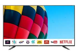 SHARP LC-60UI7652K 60 INCH 4K HDR SMART LED TV WITH FREEVIEW HD only £429 @ Box.co.uk