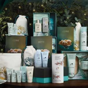 Get 15% off no minimum spend + £5 off a £30 spend with code + Free Gift worth £55 on £75 spend + Free Delivery @ Liz Earle