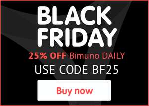 25% off for the Daily products at Binumo