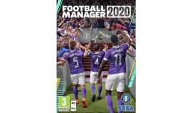 Football Manager 2020 for PC £20 at Wrexham AFC shop online + £3.99 postage = £23.99.